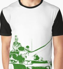 TANK CAT! Graphic T-Shirt
