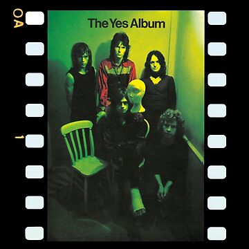 Yes - The Yes Album by Garblesnatcher