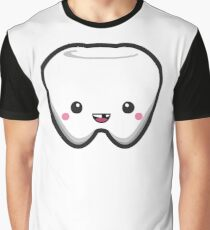 Toothless Tooth Graphic T-Shirt