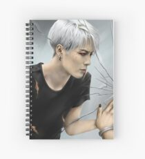 Jackson x Kaneki Spiral Notebook
