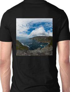 Bunglas - Highest Sea Cliffs in Europe? Unisex T-Shirt