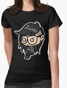 Cute skrillex Womens Fitted T-Shirt