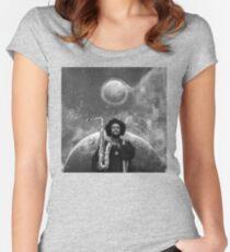Kamasi Washington - The Epic Women's Fitted Scoop T-Shirt