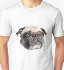 Pissed of Pug dog T-Shirt