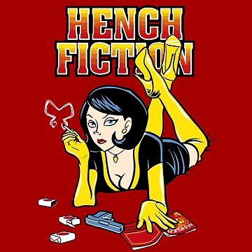 Hench fiction by MagicRoundabout
