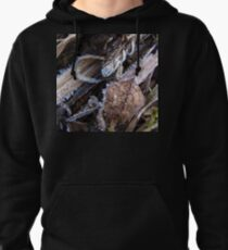 Frozen Grass, Leaves and Plants T-Shirt