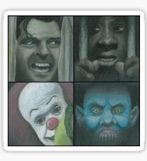 Stephen King Collection Sticker