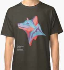 Catherine's Fox - Dark Shirts Classic T-Shirt