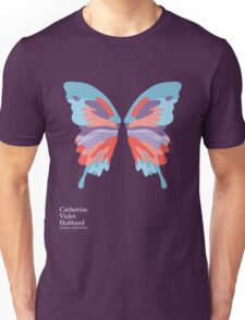 Catherine's Butterfly - Dark Shirts Unisex T-Shirt