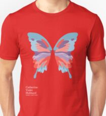Catherine's Butterfly - Dark Shirts Unisex T-Shirt