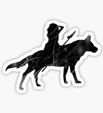 Mononoke Hime Sticker