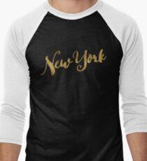 Golden Look New York T-Shirt