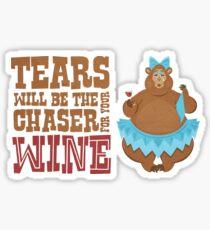 Country Bear Jamboree - Trixie Sticker
