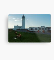 LIGHTHOUSE CAFE Metal Print