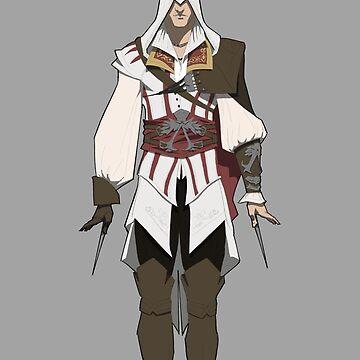 Ezio  by Rgromek