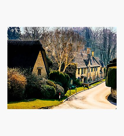 Charming Cotswolds. Photographic Print