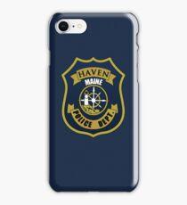 Haven PD. (Alternate) iPhone Case/Skin