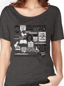 Lost Quotes Women's Relaxed Fit T-Shirt