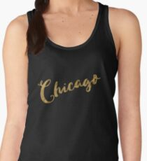 Golden Look Chicago Women's Tank Top
