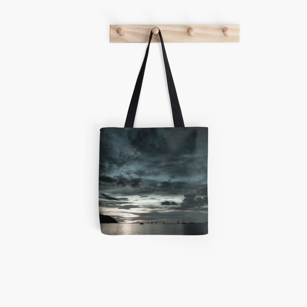 Cold Sunset in Koh Lipe Tote Bag