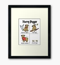 Harry Pugger Framed Print
