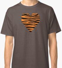 0550 Princeton Orange Tiger Classic T-Shirt