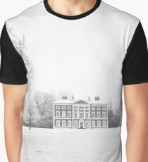 Frosty Lytham Hall Graphic T-Shirt