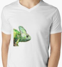 Exotic Reptile Men's V-Neck T-Shirt