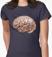 e55592dd Out of Order Brain Women's Fitted T-Shirt