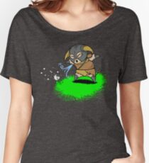 Lil' Dovah Women's Relaxed Fit T-Shirt