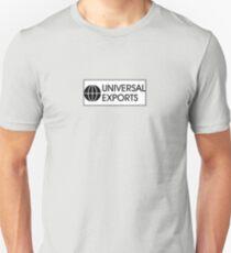 Camiseta unisex Exportaciones universales