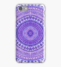 Purple Mandala iPhone Case/Skin
