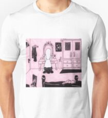 Solitude in Pink T-Shirt