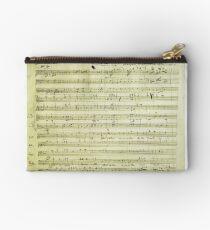 Dies Irae Mozart Studio Pouch