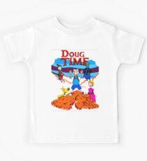 Doug Time Tintin Kids Tee