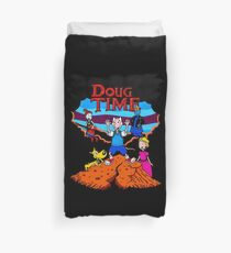 Doug Time Tintin Duvet Cover