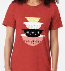 Pyrex Pretties Tri-blend T-Shirt
