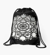 Moon Meditations Drawstring Bag