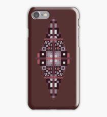 Bloody Nose Diamond iPhone Case/Skin