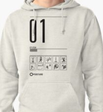 Level 01 Pullover Hoodie