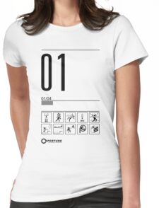 Level 01 Womens Fitted T-Shirt