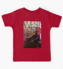 London - West End Kids Tee