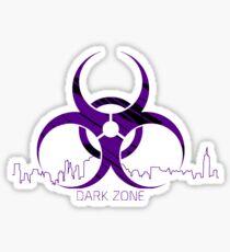The Division - Dark Zone Sticker