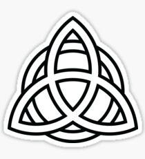 Trinity Knot Sticker