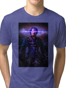 For He Is The Kwisatz Haderach Tri-blend T-Shirt