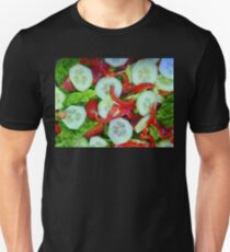 Healthy Food Unisex T-Shirt