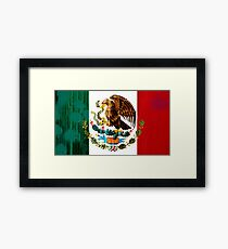 MEXICO Framed Print