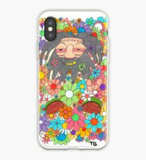 Stoned Hippy iPhone Case