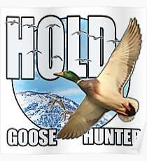 Goose Hunter Poster
