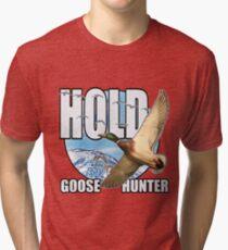 Goose Hunter Tri-blend T-Shirt